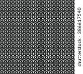 vector ornament  mesh. may be... | Shutterstock .eps vector #386617540