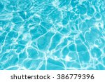 Ripple Water In Swimming Pool...