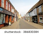 huntingdon  uk   february 27 ... | Shutterstock . vector #386830384