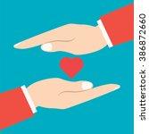 social cohesion concept   Shutterstock .eps vector #386872660