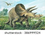 Triceratops A Plant Eater. The...