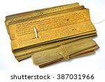 trivandrum  kerala  india ... | Shutterstock . vector #387031966