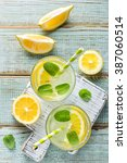 lemonade | Shutterstock . vector #387060514