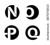Capital Letters N  O  P  Q....