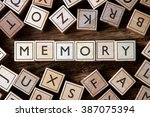 The Word Of Memory On Building...