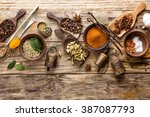 spices | Shutterstock . vector #387087793