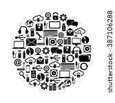 computer icons   Shutterstock .eps vector #387106288