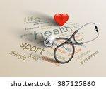vector illustration for world... | Shutterstock .eps vector #387125860