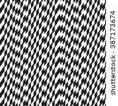 abstract vector striped pattern.... | Shutterstock .eps vector #387173674