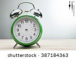 Classic Green Clock Without...