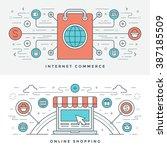 flat line internet commerce and ...
