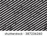 grunge lines background.grunge... | Shutterstock .eps vector #387236260