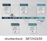 vector illustration infographic ...   Shutterstock .eps vector #387242650