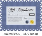 Gift Certificate. Easy To Prin...