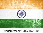 india flag   Shutterstock . vector #387469240