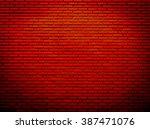 Dark Red Brick Wall Texture Fo...