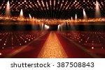 red carpet festival glamour...   Shutterstock . vector #387508843