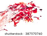 skull conceptual image with...   Shutterstock . vector #387570760