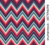 vector pattern colorful... | Shutterstock .eps vector #387596098