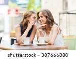 people  communication and... | Shutterstock . vector #387666880