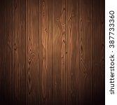 dark wooden seamless pattern....   Shutterstock .eps vector #387733360