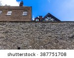 Stone Walls At Tower Of Londo...