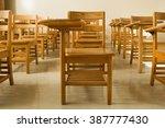 empty classroom | Shutterstock . vector #387777430