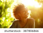 close up portrait of a... | Shutterstock . vector #387806866