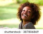 close up portrait of a... | Shutterstock . vector #387806869