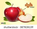 apple. | Shutterstock .eps vector #387828139