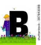 The Letter B  In The Alphabet...