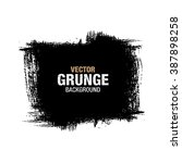 vector grunge background | Shutterstock .eps vector #387898258