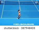 melbourne  australia   january... | Shutterstock . vector #387948403