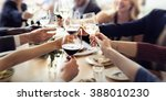 business people party...   Shutterstock . vector #388010230