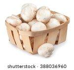 Heap Of Fresh Mushroom...