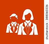 business team  icon | Shutterstock .eps vector #388060336