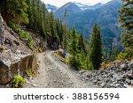 Tough High Mountain Road  ...