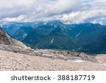 socha valley in summer | Shutterstock . vector #388187719