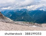 socha valley in the summer | Shutterstock . vector #388199353