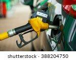 car refueling on a petrol... | Shutterstock . vector #388204750
