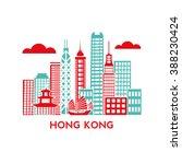 Hong Kong City Architecture...