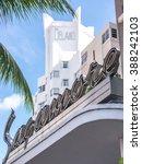 Miami Beach  Usa   October 1 ...