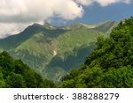 beautiful view of mountain... | Shutterstock . vector #388288279