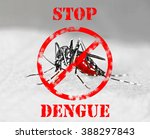 tiger mosquito  aedes... | Shutterstock . vector #388297843