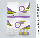 abstract flyer design... | Shutterstock .eps vector #388298470