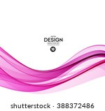 abstract smooth color wave... | Shutterstock .eps vector #388372486