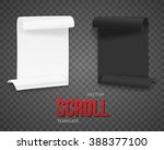 illustration of set of folded...   Shutterstock .eps vector #388377100