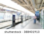 blurred image of people at... | Shutterstock . vector #388401913