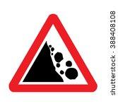 Uk Falling Rocks Or Debris Roa...