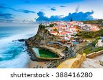 azenhas do mar  portugal... | Shutterstock . vector #388416280